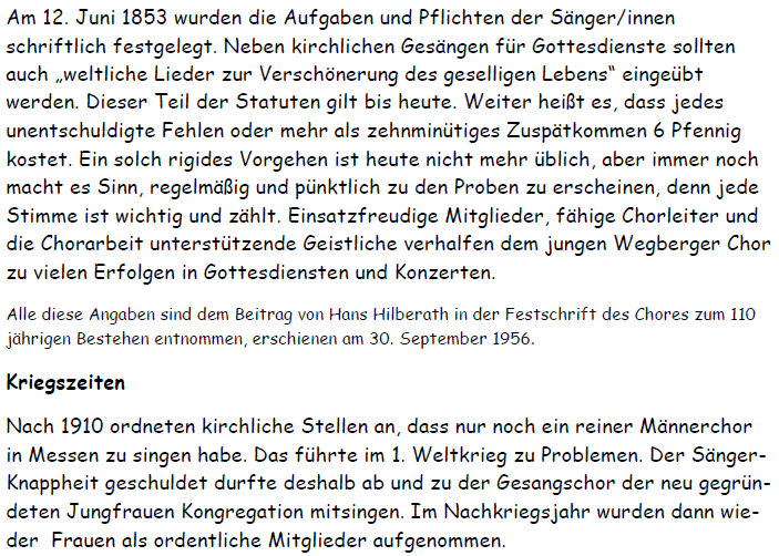 005___Vorstellung---Kirchenchor-Wegberg